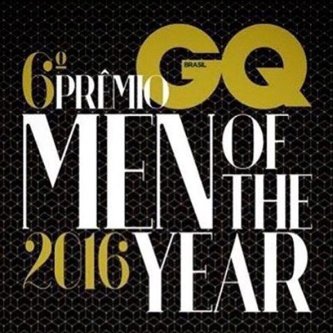 Prêmio Men Of The Year 2016